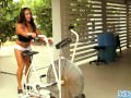 Denise Masino – Working Up A Sweat – Female Bodybuilder