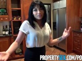 PropertySex – Real Estate Agent Fucks Her Husband's Brother