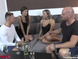 Swingers – WeCumToYou – My First Swinger Meeting – Little Caprice